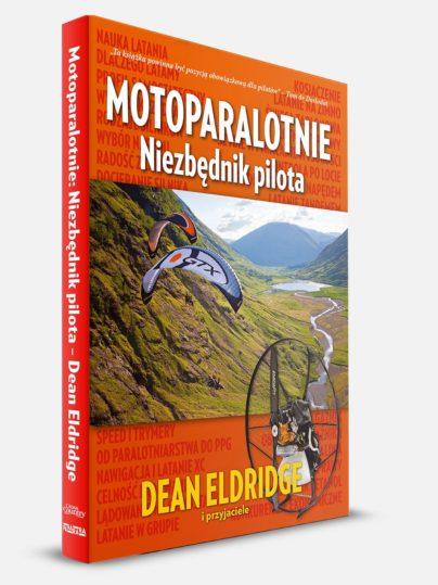 Motoparalotnie: Niezbędnik pilota - okładka