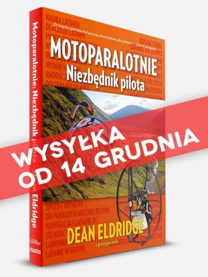 Motoparalotnie: Niezbednik pilota / wysyłka od 14 grudnia