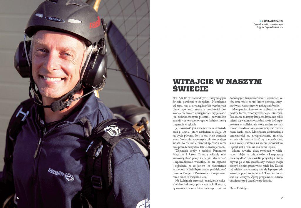Motoparalotnie: niezbędnik pilota strony 6 i 7