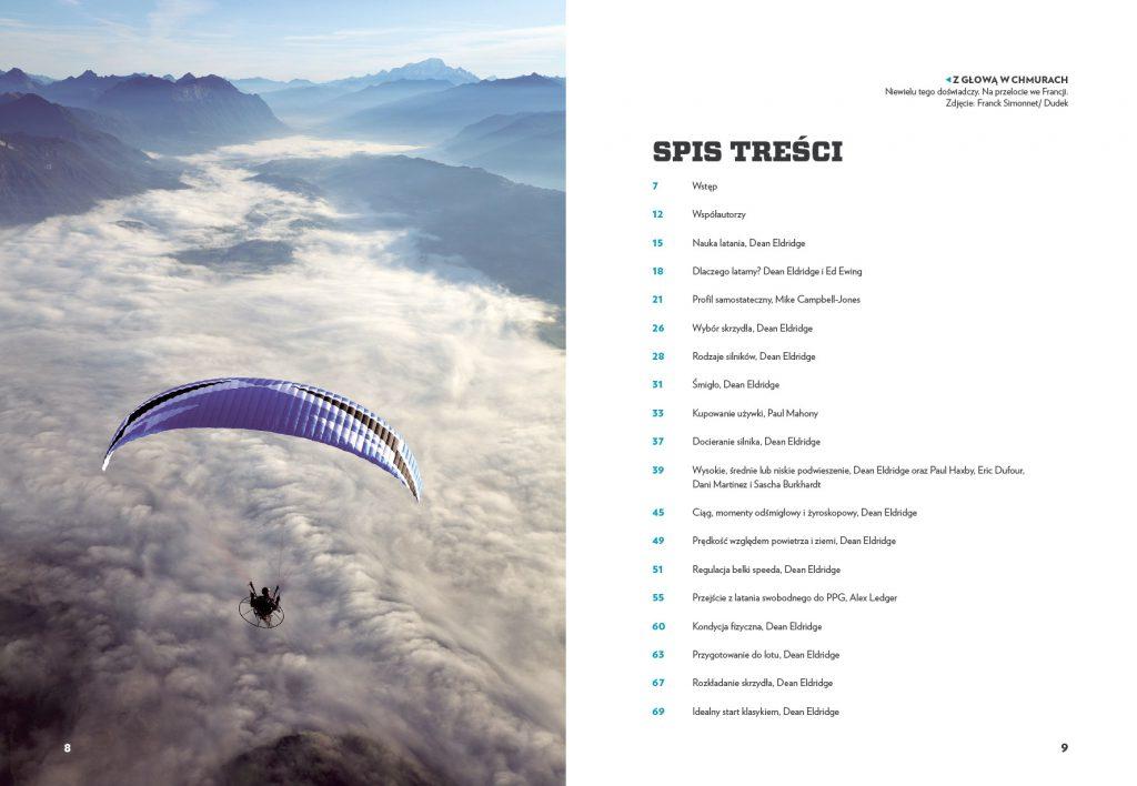 Motoparalotnie: niezbędnik pilota strony 8 i 9