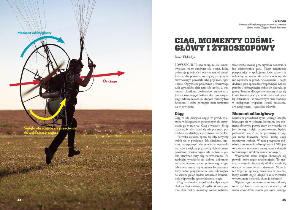 Motoparalotnie: niezbędnik pilota strony 44 i 45